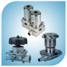 Sanitary Valves Fittings